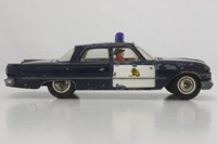 Dinky Toys 264; Ford Fairlane; RCMP Patrol Car
