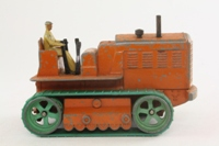 Dinky Toys 563/963; Blaw-Knox Heavy Tractor
