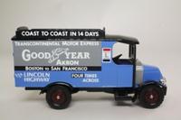 1920 Mack AC Van