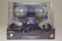 Corgi Classics GC78628; Golden Compass - Lee Scoresby's Airship; Figures of Lee Scoresby & Hester