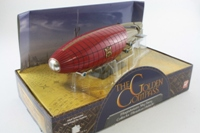 Corgi Classics GC78627; Golden Compass Magisterium Sky Ferry; Red & Gold