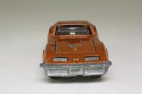 Dinky Toys 221; Chevrolet Corvette Stingray; Metallic Bronze, Wire Wheels