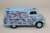 Corgi Classics 05606; Bedford CA Van; Graffiti Van, The Beatles Collection