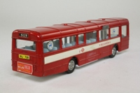 Dinky Toys 283; AEC Single Decker Bus; Red Arrow, 503 Victoria Stn, Waterloo Stn