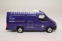 Corgi Classics 58109; 1992 Ford Transit Van; Securicor, Security Services