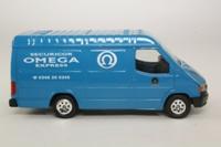 Corgi Classics 58103; Ford Transit Van; Securicor, Omega Express