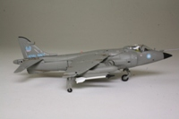 Corgi Classics AA32406; Harrier Jump Jet; Sea Harrier; RAF 809 Sqn, Falklands 1982