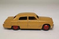 Dinky Toys 139a; Ford Fordor Sedan; Tan, Red Hubs