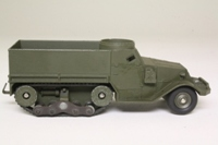 Dinky Toys 822; White M3 Half-Track