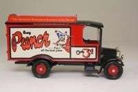 Corgi Classics C933; 1929 Thornycroft Van; Punch Satirical Magazine