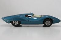 Corgi 347; Chevrolet Astro 1 Experimental Car; Blue Metallic, Plastic Whizzwheels