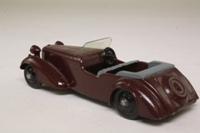 Dinky Toys 38d; Alvis Sports Tourer