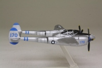 Corgi Classics CS90021; P-38 Lightning WW2 Fighter; Pacific; Little Eva