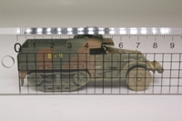 Corgi Classics CS90195; M3 Half-Track; US Army 2nd Armoured Division, Omaha Beach