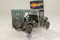 Corgi Classics CSCW17004; Guadalcanal 4 Pce Set; M3 Half-Track, Jeep, Vaught Corsair, Zero Fighter