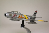 Corgi Classics AA35801; North American F-86F Sabre Fighter; 25th FIS, 51st FIW, USAF, South Korea, 1951