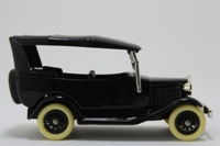 Corgi Classics Ford Model A; Hood Up, Black, White Tyres, Century of Cars Series #16