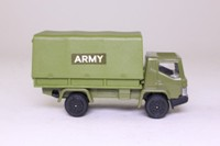 Dinky Toys 687; Convoy Army Truck; Olive Green