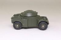 Dinky Toys 814; Panhard AML Armoured Car; Olive Drab