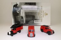 Corgi Classics CP99145; Royal Mail 3 Pce Set; The Classic Forties & Fifties Collection