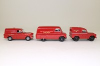 Corgi Classics CP99136; Royal Mail 3 Pce Set; The Classic Sixties Collection