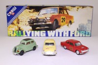 Rallying With Ford, 3 Car Set
