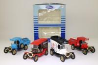 Ford Model T 4 Truck Set