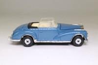 Corgi Classics 806; 1956 Mercedes-Benz 300 SC; Open Convertible; Grey-Blue
