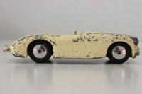 Corgi Toys 300; Austin Healey 100; Cream, Red Seats