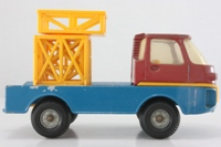 Corgi Q704; Qualitoys Turbine Trucks; Tower Wagon