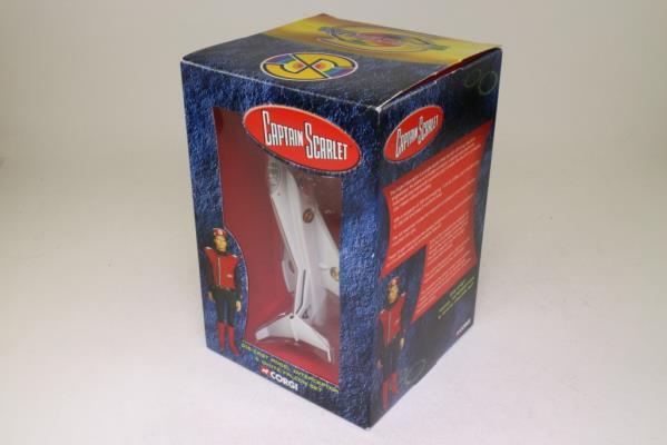 Corgi Classics 96397; Captain Scarlet 2 Pce Set; Angel Interceptor & White Falcon