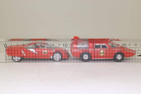 Corgi Classics 96398; Captain Scarlet 2 Pce Set; Spectrum Patrol Car & Cheetah