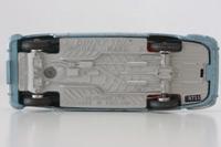 Dinky Toys 142; Jaguar Mk10; Light Blue Metallic