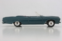 Dinky Toys 137; Plymouth Fury Convertible; Metallic Grey