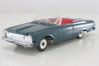 Plymouth Fury Convertible - 137