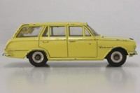 Dinky Toys 141; Vauxhall Victor Estate; Yellow, Blue Interior