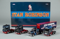 Stan Robinson Group 4 Truck Set