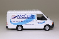 Corgi Classics CC07806; 1992 Ford Transit Van; McCulla Temperature Controlled Distribution