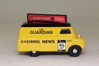 Corgi Classics 96900; Bedford CA Van; Manchester Evening News