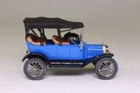 Corgi Classics C863; 1915 Ford Model T Tourer; Blue, Black Hood