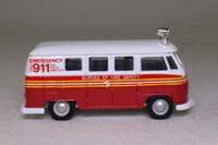 Corgi Classics 98475; Volkswagen Transporter Van; Fire Marshall; Bureau of Fire Safety