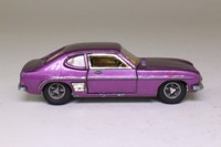 Dinky Toys 165/213; Ford Capri; Metallic Purple, Cast Wheels