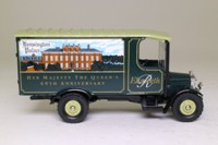 Corgi Classics 97154; 1929 Thornycroft Van; Kensington Palace, The Queen's 40th Anniversary