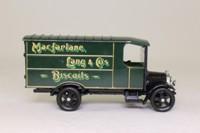 Corgi Classics C833; 1929 Thornycroft Van; MacFarlane-Lang & Co, Biscuits