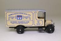 Corgi Classics C847; 1929 Thornycroft Van; James Keiller, Dundee Marmalade