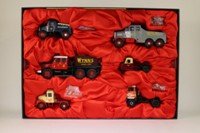 The Scammell Story 6 Truck Set