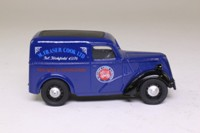 Corgi Classics D980; Ford Popular Van; M Fraser & Cook Ltd, Builders & Decorators, Hitchfield