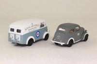 Corgi Classics 97714; D-Day 4 Vehicle Set; Morris J, Ford Pop, Bedford O & Tram