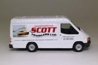 Corgi Classics CC07810; 1992 Ford Transit Van; Scott Trawlers Ltd