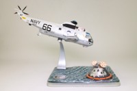 Corgi Classics AA33402; Sikorsky Sea King Helicopter; SH-3D , HS-4 Sqn US Navy - 1969 Apollo Recovery